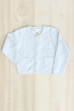 Angel Dear Cable Knit Cardigan - Product List Image