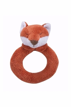 Angel Dear Fox Ring Rattle - Product List Image