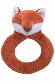 Angel Dear Fox Ring Rattle - Product Mini Image