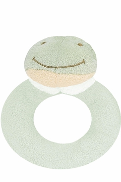 Angel Dear Frog Ring Rattle - Product List Image