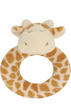 Angel Dear Giraffe Ring Rattle - Alternate List Image