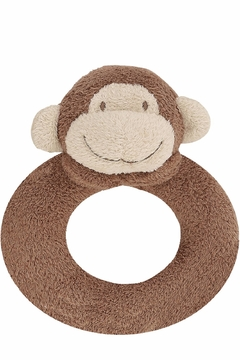 Angel Dear Monkey Ring Rattle - Product List Image