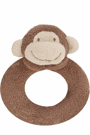 Angel Dear Monkey Ring Rattle - Product Mini Image