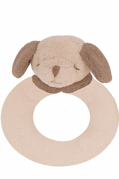 Angel Dear Puppy Ring Rattle - Product List Image