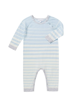 Shoptiques Product: Striped Baby Sweater Coverall