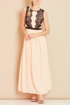 Angel Eyes Candy Floss Maxi Dress - Product List Image