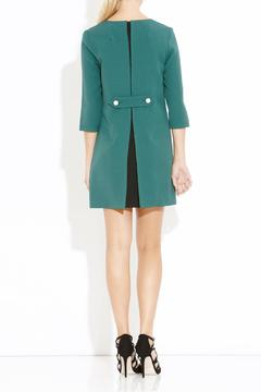 Shoptiques Product: Green Lined Dress