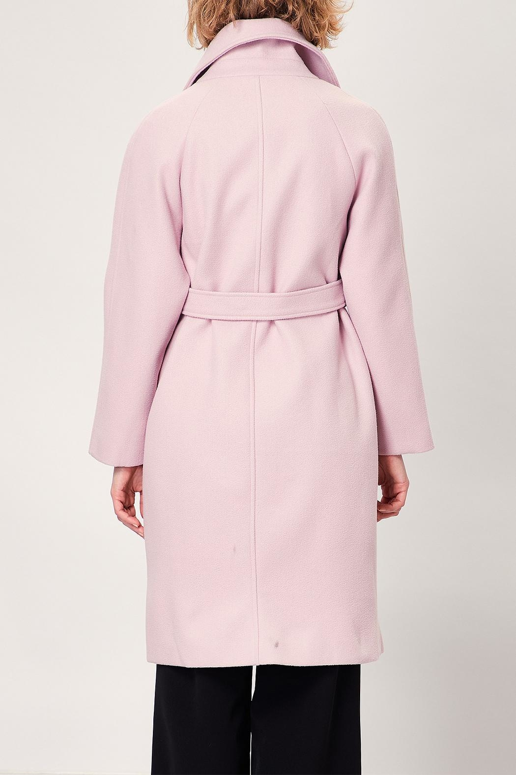 Angel Eyes Robin Trench Coat - Side Cropped Image