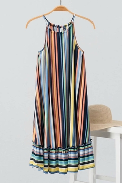 Trend:notes Angela Halter Dress - Alternate List Image