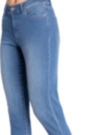 Carreli Jeans Angela High Rice Ankle Slim - Front cropped