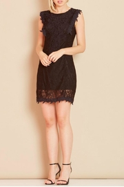 Angeleye London Crochet Lace Dress - Product Mini Image