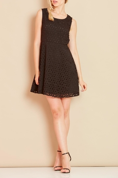 Angeleye London Dark Daisy Dress - Product List Image