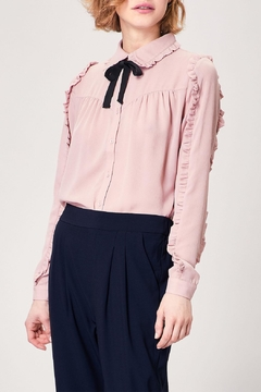 Angeleye London Gilly Blouse - Alternate List Image