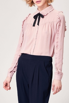 Angeleye London Gilly Blouse - Product List Image