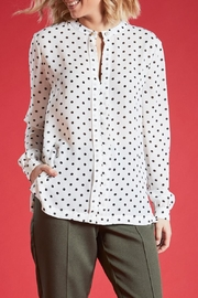Angeleye London Long Sleeved Blouse - Product Mini Image