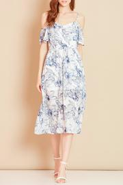 Angeleye London Oasis Floral Dress - Product Mini Image