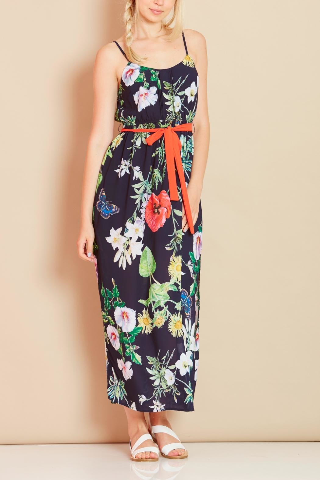 Angeleye London Oh Honey Maxi Dress - Main Image