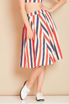 Angeleye London Sail Away Skirt - Alternate List Image