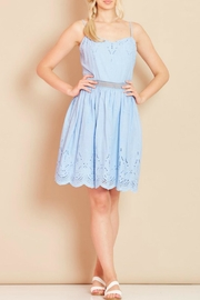 Angeleye London Sea Shore Dress - Product Mini Image