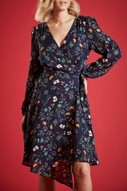 Angeleye London Veronese Wrap Dress - Product Mini Image