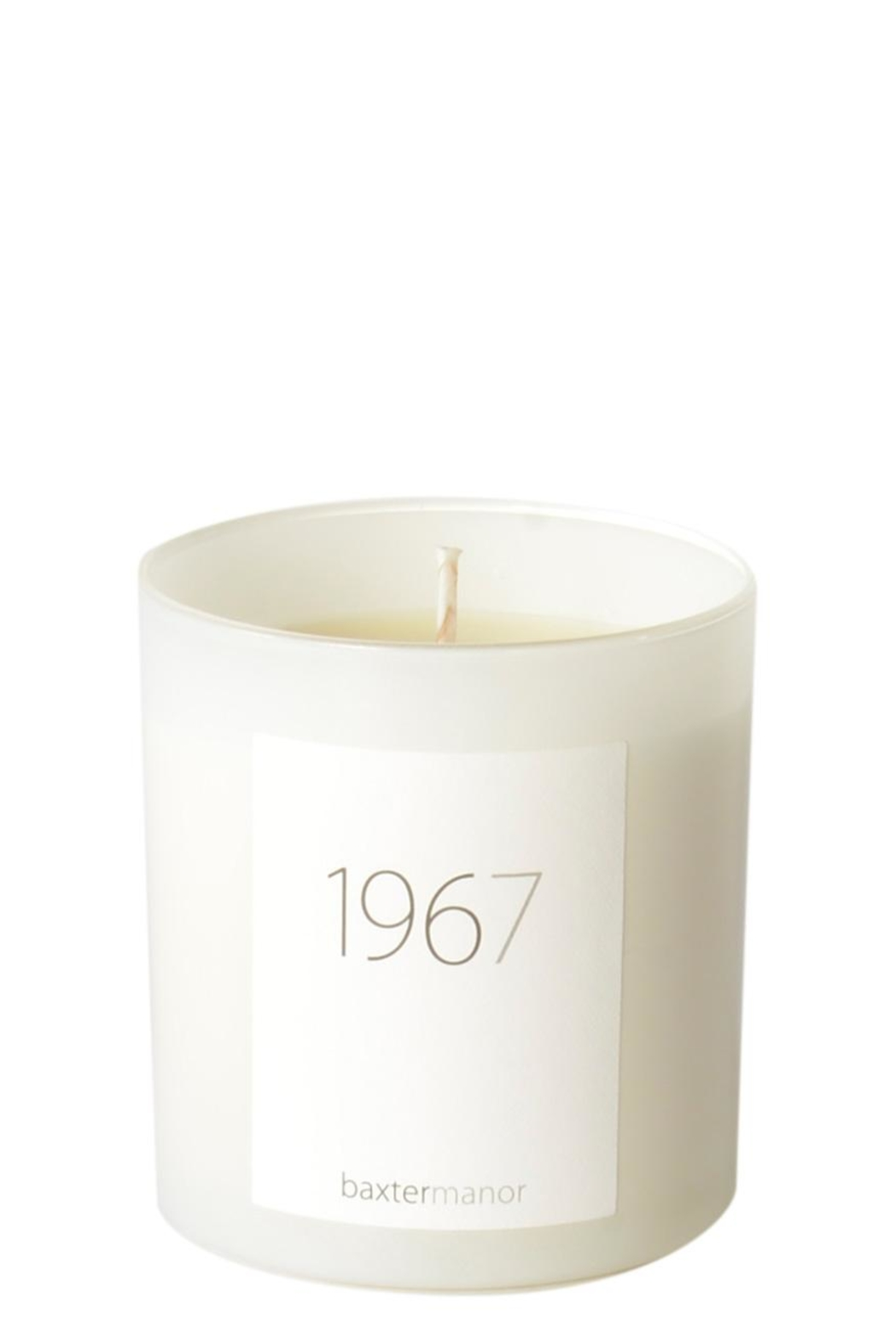 angelo:HOME 1967 #Ourhistorycollection Candle - Front Full Image