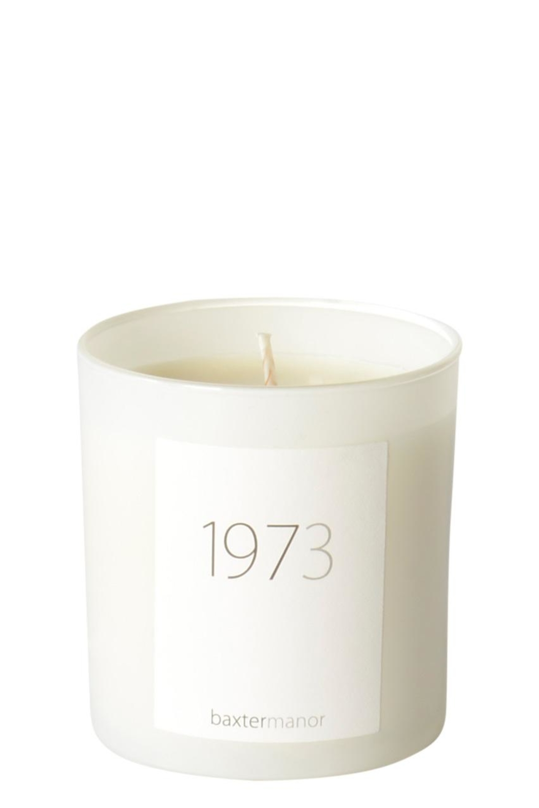 angelo:HOME 1973 #Ourhistorycollection Candle - Front Full Image