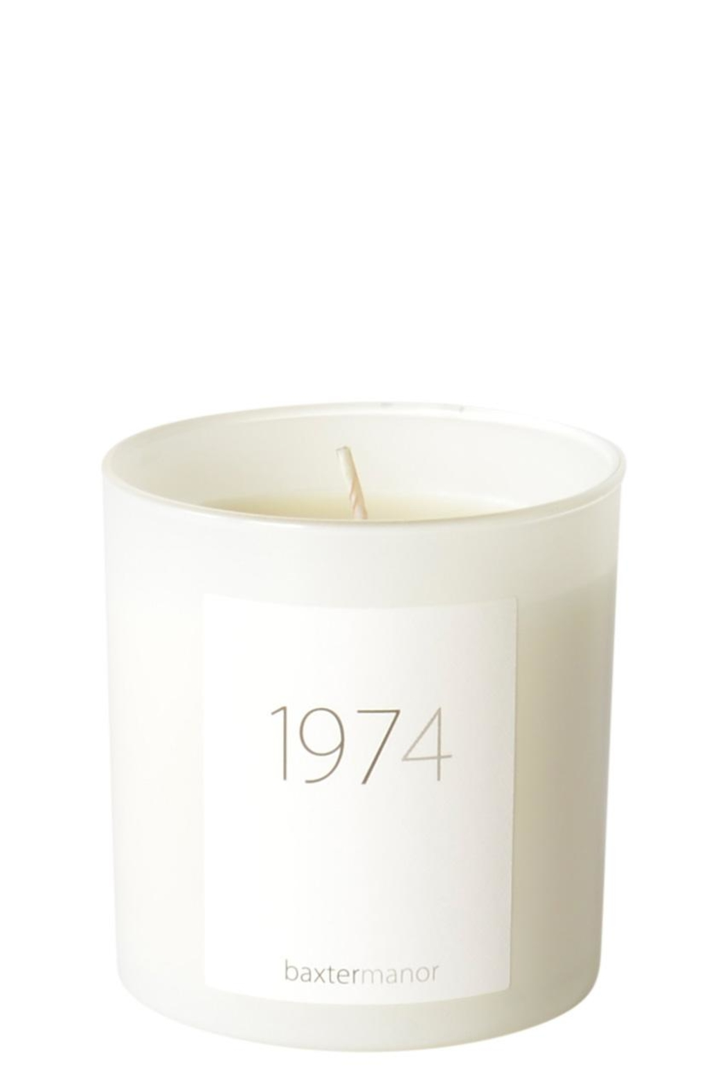 angelo:HOME 1974 #Ourhistorycollection Candle - Front Full Image