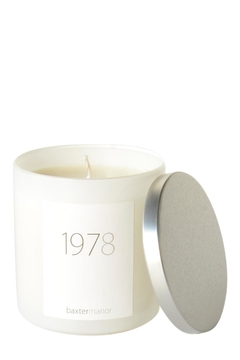 angelo:HOME 1978 #Ourhistorycollection Candle - Product List Image