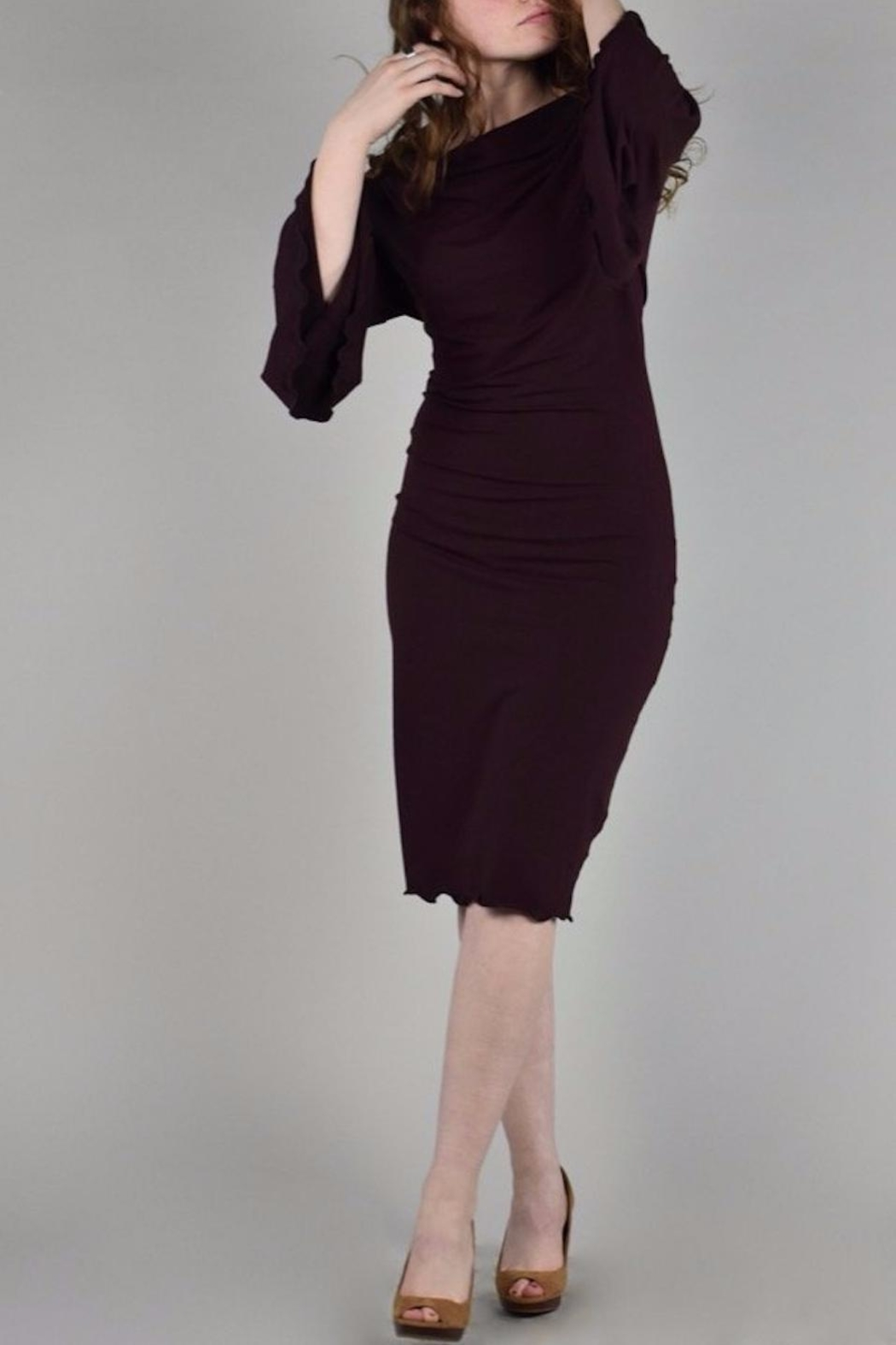 Angelrox Medici Bell-Sleeve Dress - Main Image