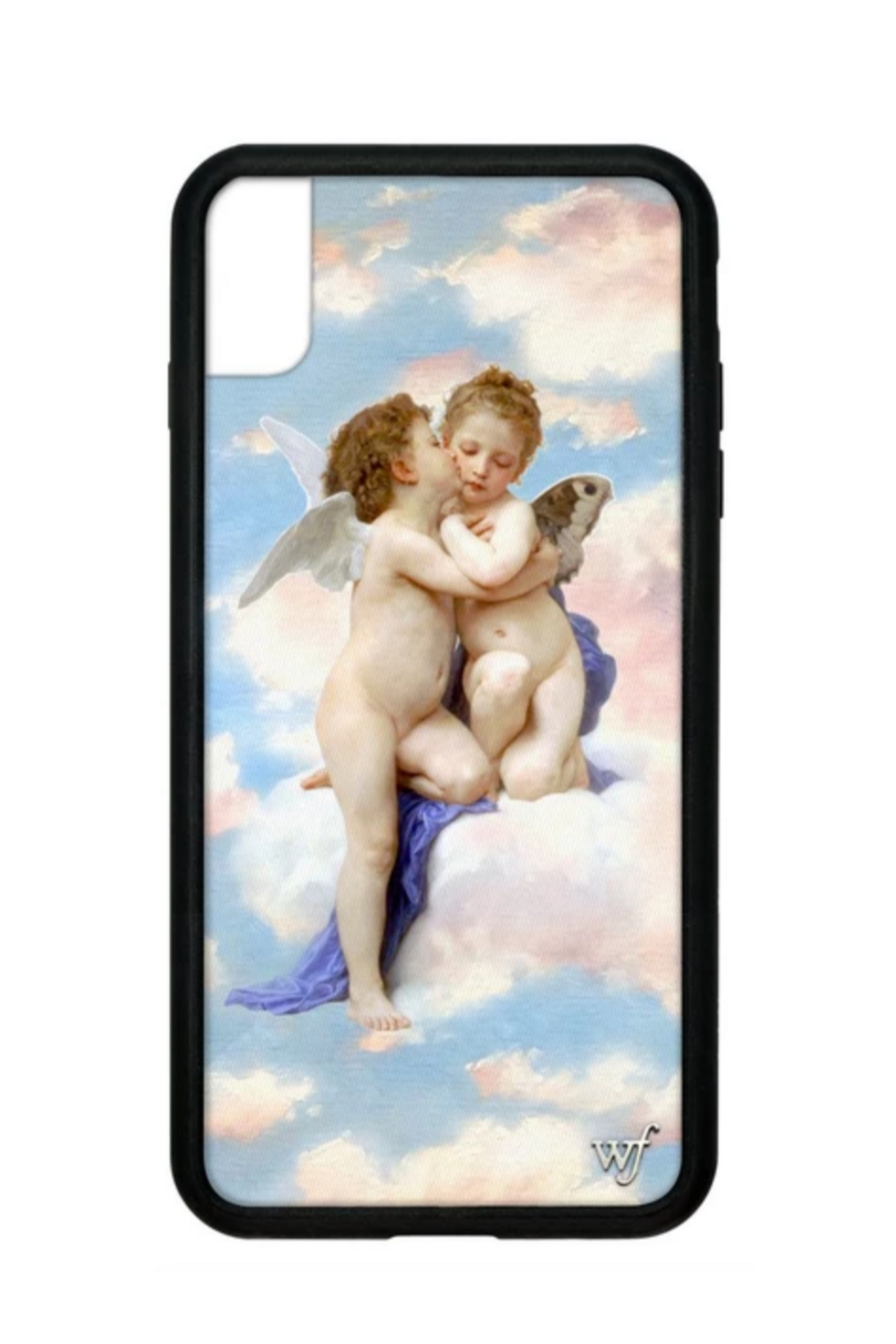 wildflower Angels iPhone Xs Max Case - Main Image