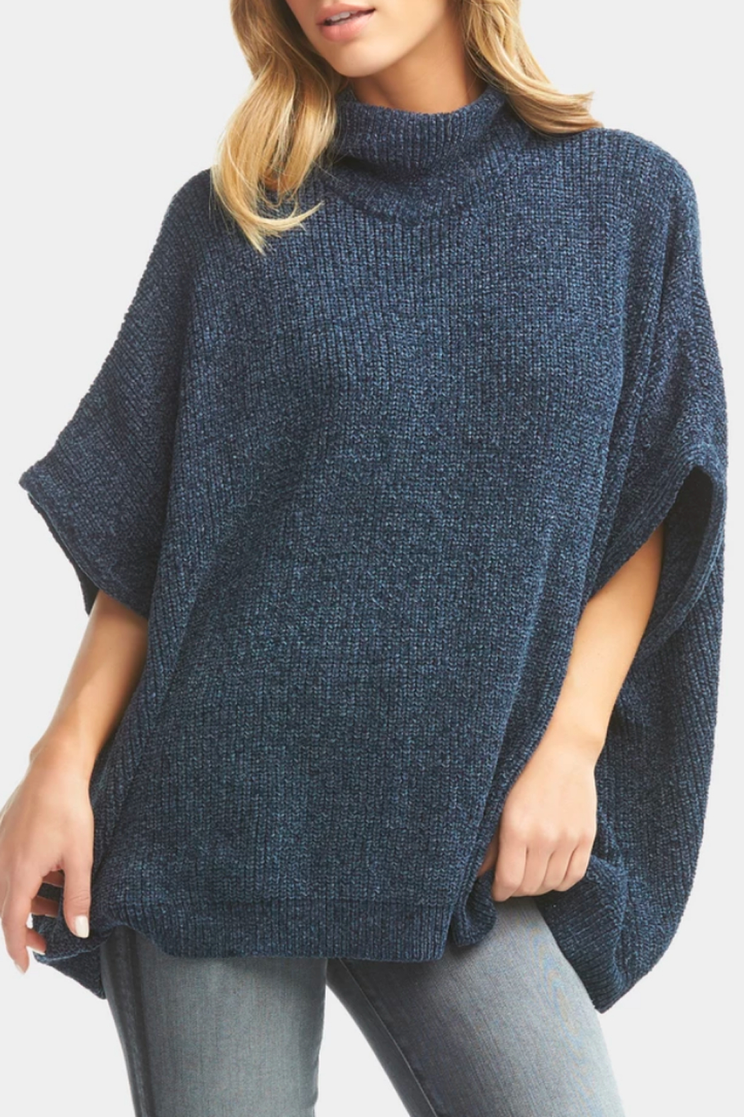 Tart Collections Angi Poncho - Side Cropped Image