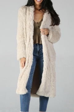 Angie For Love Coat - Product List Image