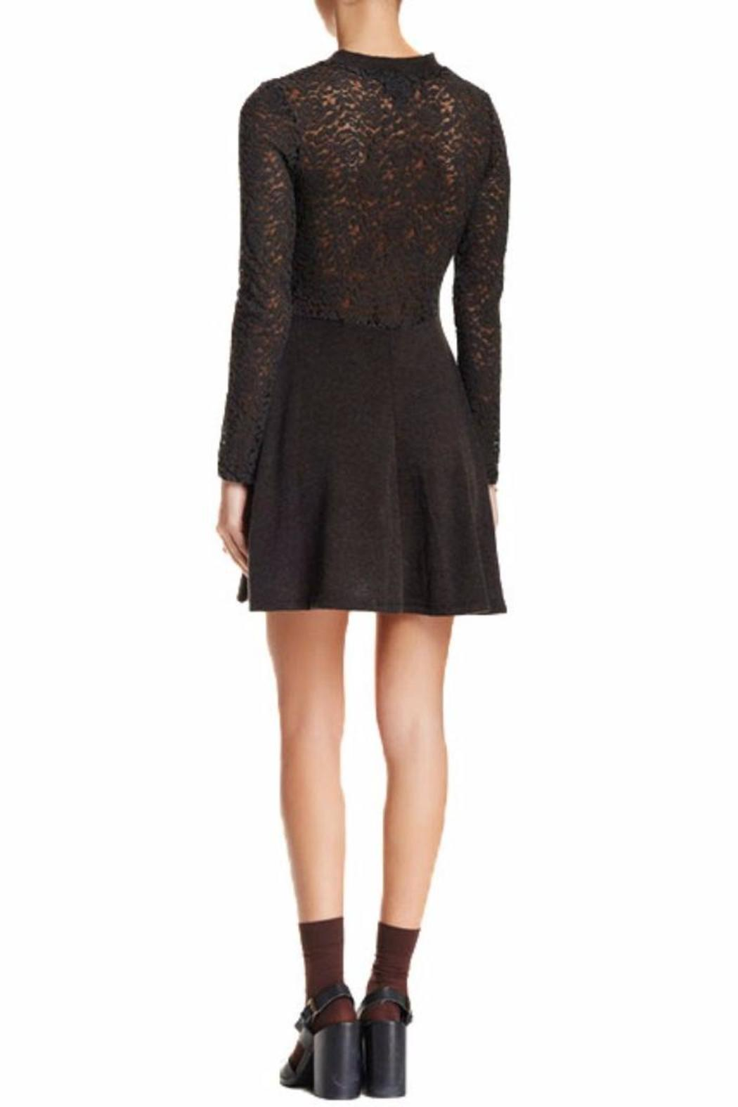 Angie Keyhole Sweater Dress From New Jersey By Making