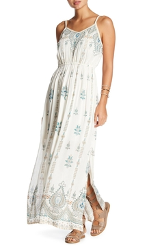 Angie Maxi Spaghetti Angelical Dress - Product List Image