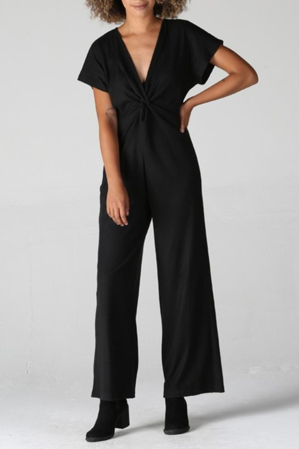 Angie Night Out Jumpsuit - Main Image