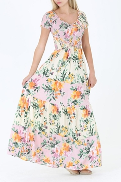 Angie The Ivy Maxi Dress - Product List Image