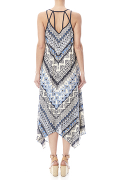 Angie Tribal Print Dress - Alternate List Image