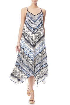 Angie Tribal Print Dress - Product List Image