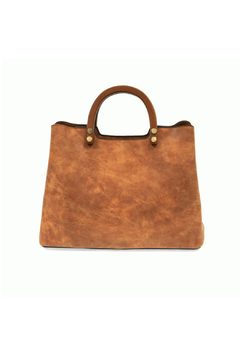 Shoptiques Product: Angie Vintage Satchel w Hood Handle