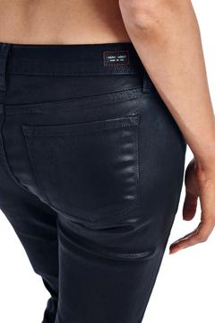 Shoptiques Product: Coated Skinny Jeans