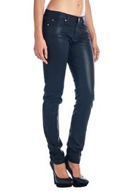 Angry Rabbit Coated Skinny Jeans - Side cropped