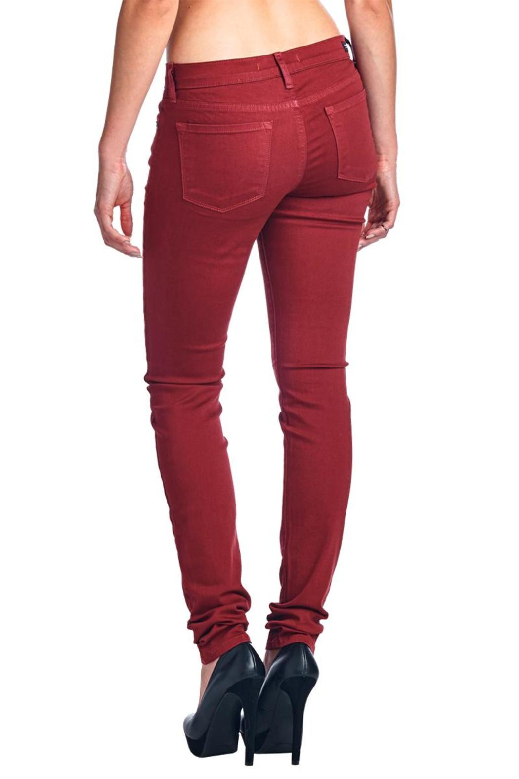 Angry Rabbit Colored Skinny Jeans from California by ...
