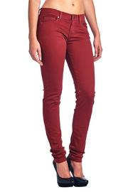 Angry Rabbit Colored Skinny Jeans - Product Mini Image