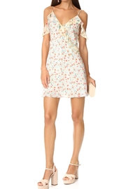 Amanda Uprichard Anika Dress - Back cropped