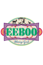 Eeboo Animal Alphabet Puzzle - Side cropped