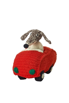 anne-claire petit Animal Car Dachshund - Alternate List Image