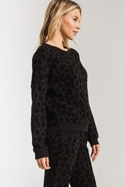 z supply Animal Flocked Pullover - Back cropped