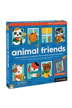 Petit Collage Animal Friends Game - Product List Image