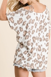Bibi Animal Instincts top - Front full body