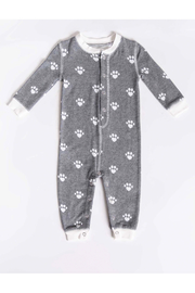 PJ Salvage Animal Lover Inafant Romper - Front cropped